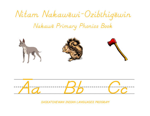 Primary Phonics (Saulteaux)