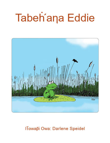 Eddie The Frog (Nakota)