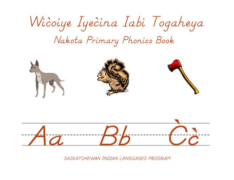 Primary Phonics (Nakota)