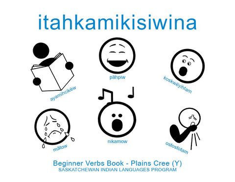 Verb Book (Plains Cree Y)
