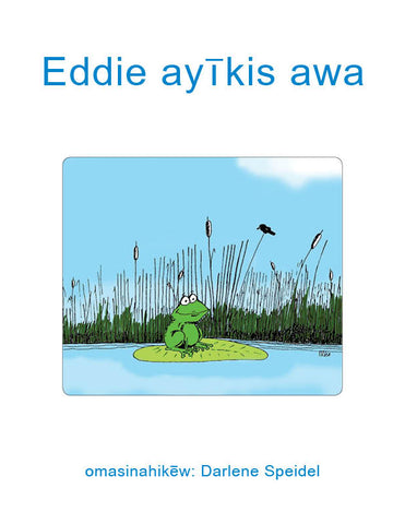 Eddie The Frog (Plains Cree Y)