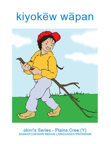 Wapan Visits (Plains Cree Y)