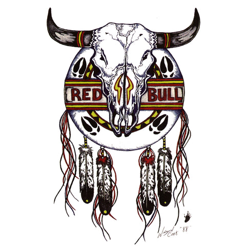 Red Bull (Cree/English)