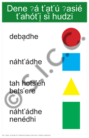 Shapes (Dene)