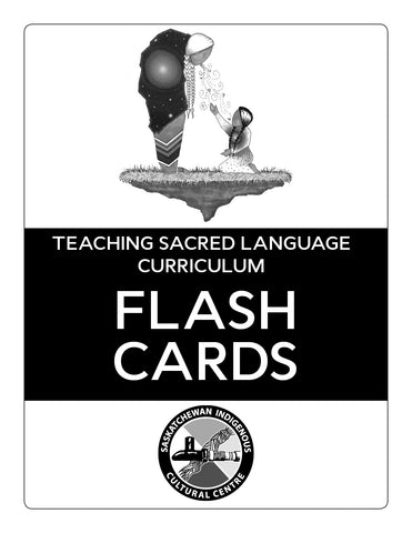 Teaching Sacred Language Curriculum (Flashcards Only)
