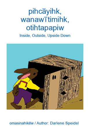 Inside, Outside, Upside Down (Swampy Cree N / English)