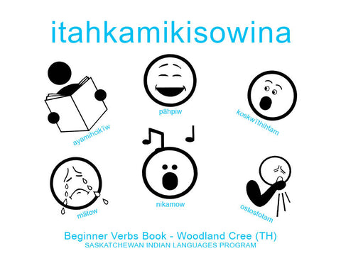 Verb Book (Woodland Cree TH)