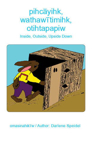 Inside, Outside, Upside Down (Woodland Cree TH / English)