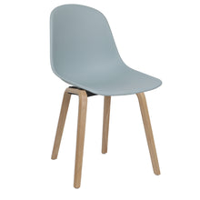 Load image into Gallery viewer, Blue Contemporary Dining Chairs Uk