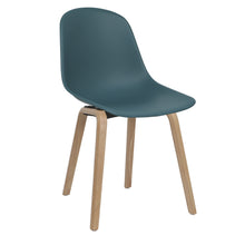 Load image into Gallery viewer, Green Contemporary Dining Chairs Uk