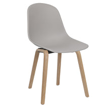 Load image into Gallery viewer, Grey Contemporary Dining Chairs Uk