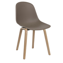 Load image into Gallery viewer, Brown Contemporary Dining Chairs Uk