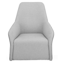 Load image into Gallery viewer, Grey Comfortable Cosy Chair Seat