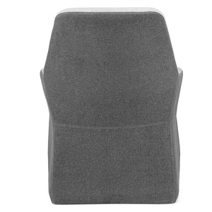Grey Comfortable Cosy Chair Seat