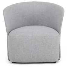 Load image into Gallery viewer, Grey Comfortable Soft Chair