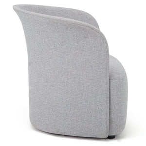 Grey Comfortable Soft Chair