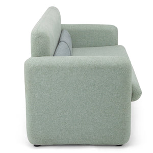 Green Cosy Comfortable Couch