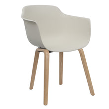 Load image into Gallery viewer, white contemporary dining chairs
