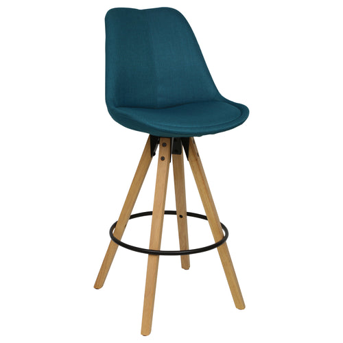 Tulip Stool Upholstered