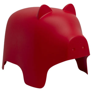 Red Pig Chair