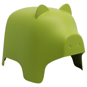 Green Pig Chair