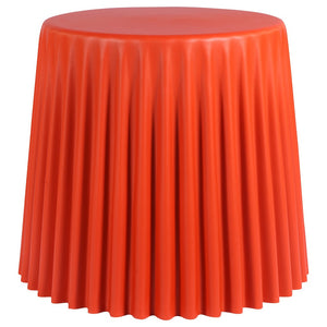 Red Kids Stool