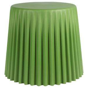Green Kids Stool