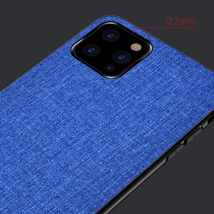 Coque design Jean pour iPhone 11