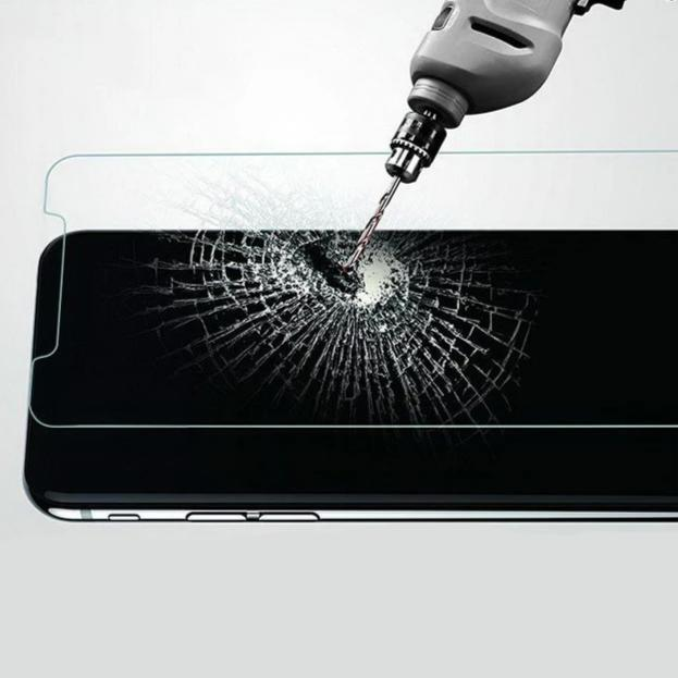 Film de protection en verre trempé pour iPhone