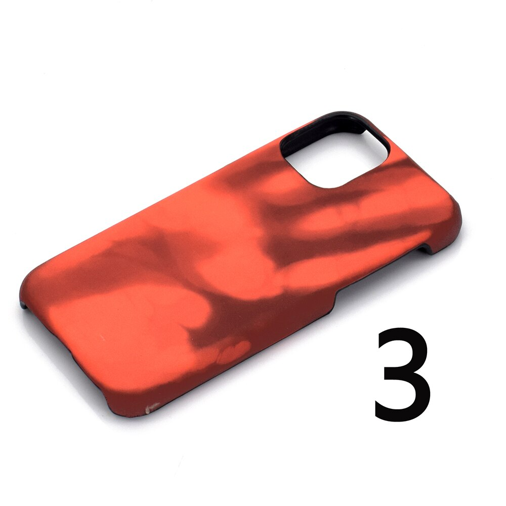 Coque thermosensible pour iPhone 11