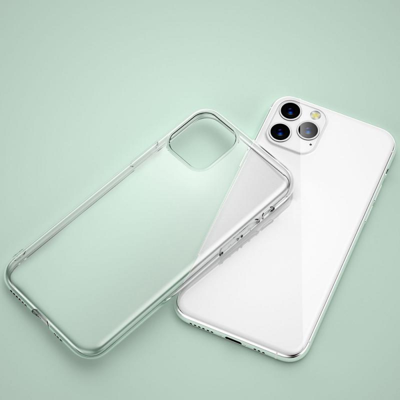 Coque transparente pour iPhone 12