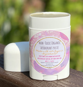 Product Highlight: Non-Toxic Organic Deodorant Paste