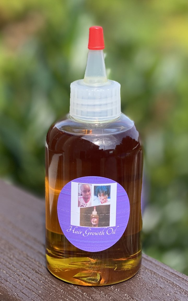 Product Highlight: Organic Hair Growth Oil