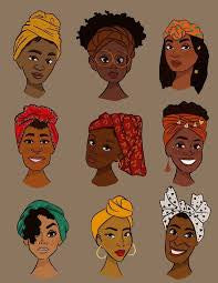 Protective Style: Turbans and Headwraps