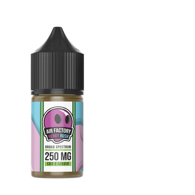 Air Factory CBD | Berry Rush Vape 30ML eLiquid CBD Vape Juice Air Factory 250MG