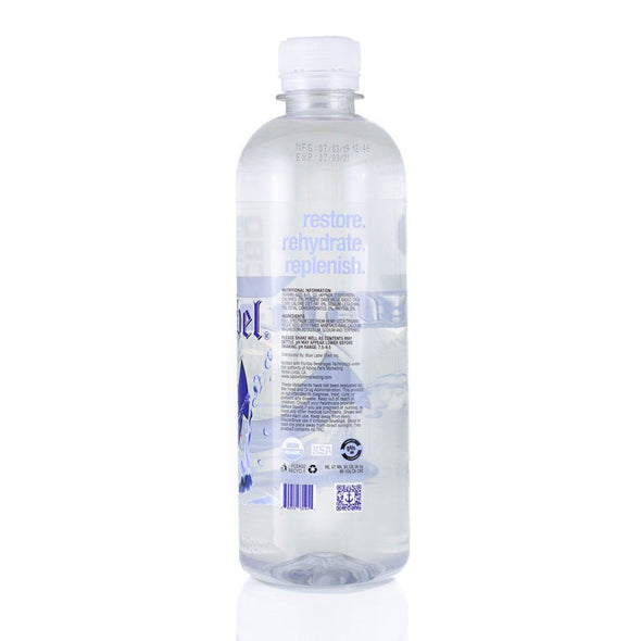 BLUE LABEL | Refresh 9.5+ pH Alkaline CBD Water - 5MG CBD Drinks & Beverages Blue Label Elixir