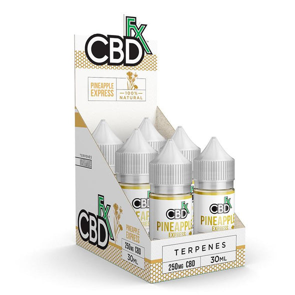 CBDfx | Pineapple Express CBD Terpenes Oil 30ML CBD Terpenes Oil CBDfx