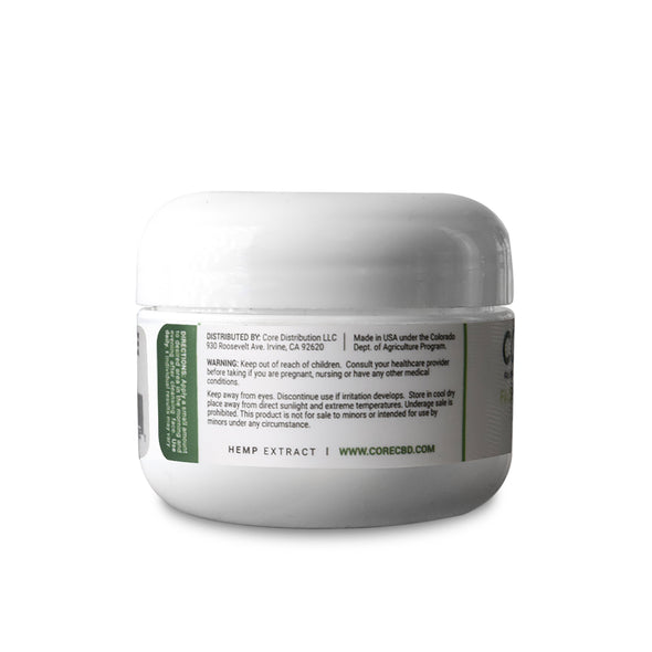 CORE CBD | Face Cream 50MG CBD Topical Cream CORE CBD