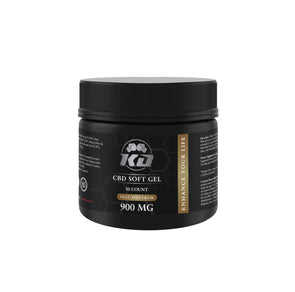 Knock Out | CBD Soft Gel Capsules 900MG CBD Capsules Knock Out