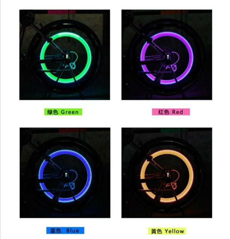 Lightdraulic™️- LED Spoke Lights