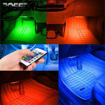 Auto Lamp™- LED Neon Car Interior Strip
