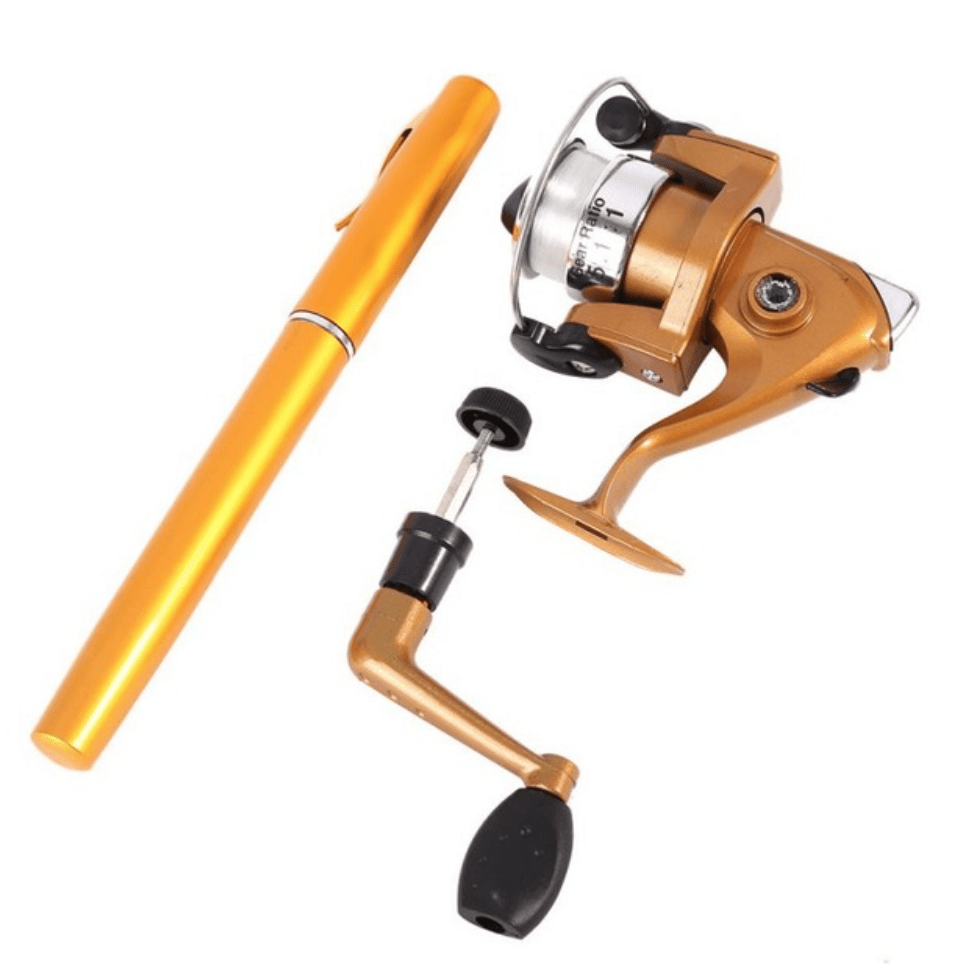 Creative Essentials® - Pocket Fishing Rod V2
