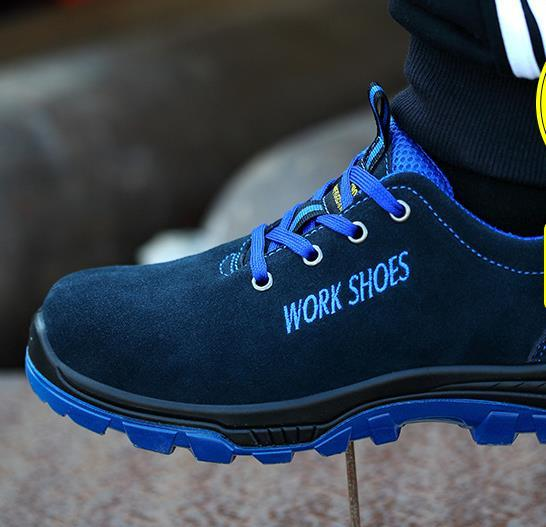 Ultra-Protection™ - Viral Steel Toe Boots