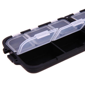 Fishing Lure Compartment