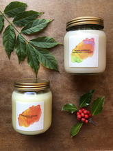 Load image into Gallery viewer, Neroli, Rosemary, Grapefruit + Lavender Aromatherapy Candle - Self Care Co