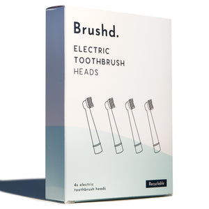 Re-Cyclable Electric Toothbrush Head - Oral-B