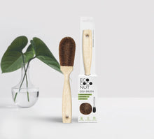 Load image into Gallery viewer, Coconut Fibre Dish Brush with Handle