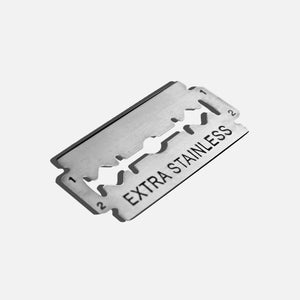 Replacement Safety Razor blades x 10