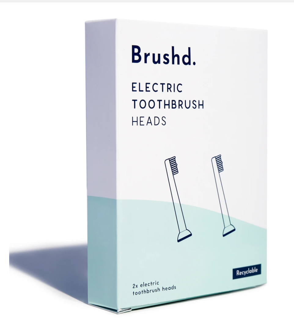 Re-Cyclable Electric Toothbrush Head - Phillips Sonicare
