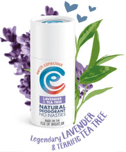 Load image into Gallery viewer, Natural Deodorant Stick - Lavender & Tea Tree